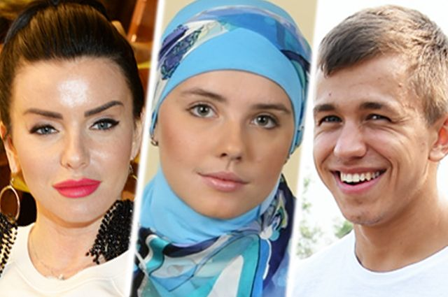 Российские звезды, которые приняли ислам ➤ Главное.net