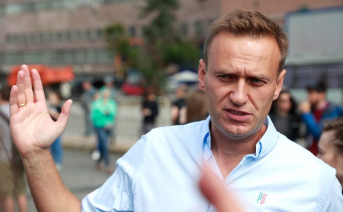 Разработчик «Новичка» рассказал, почему Навального не могли отравить ➤ Главное.net