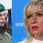 Перебранка Марии Захаровой с генералом НАТО ➤ Главное.net