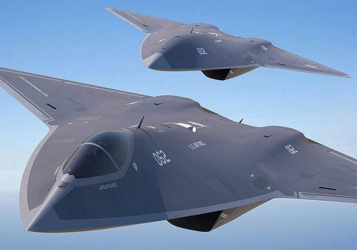 В США прошли испытания истребителя 6-го поколения. Стоит ли России переживать? ➤ Главное.net