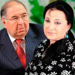 Почему Ирина Винер и Алишер Усманов не живут вместе ➤ Главное.net