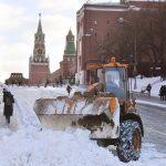 На Питер и Москву надвигается циклон «Таня» ➤ Главное.net