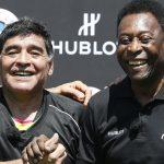 «Забьем мяч на небесах»: Пеле о смерти Марадоны ➤ Главное.net