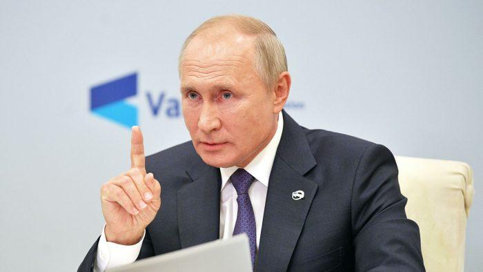 Путин рассказал, кому принадлежит Нагорный Карабах ➤ Главное.net
