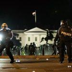 В результате нападения с ножом у Белого дома пострадали 4 человека ➤ Главное.net