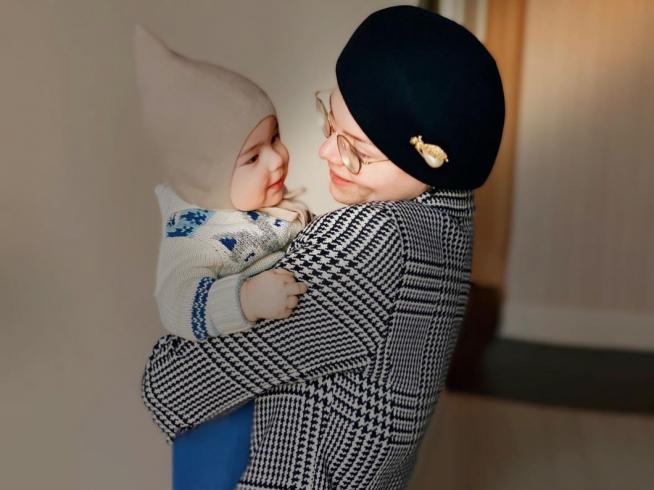 Молодая жена Петросяна сделала то, на что не решалась девять месяцев 3