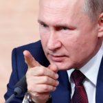 Путин в ярости из-за провокаций шпионов США у границ России ➤ Главное.net
