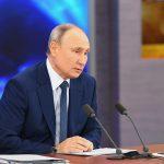 Путин рассказал, что считает самым серьезным грехом ➤ Главное.net