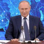 «Разрешение имею»: Путин о своем участии в выборах 2024 года ➤ Главное.net