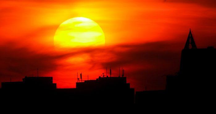 Сегодня ночью Землю накроет облако выброшенной с Солнца плазмы ➤ Главное.net