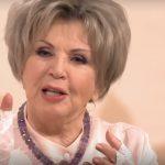 Актриса Валентина Титова заявила, что точно знает, кто убил ее мужа ➤ Главное.net