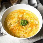 Зачем пожилым людям есть горячее и какой суп полезнее ➤ Главное.net