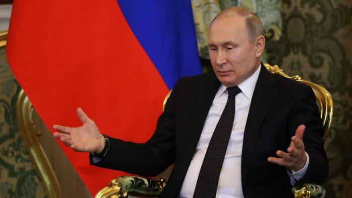 Путина возмутило отсутствие денег на еду у россиян ➤ Главное.net