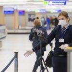 Семью сняли с самолета из-за того, что ребенок отказался надеть маску ➤ Главное.net