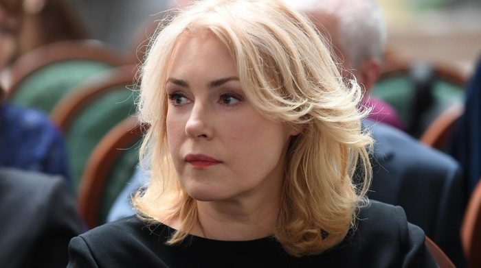 Мария Шукшина заявила о войне, которая ведется с русскими ➤ Главное.net