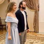 Сын Авербуха отреагировал на свадьбу отца с Арзамасовой ➤ Главное.net
