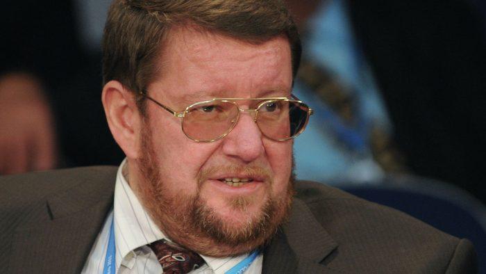 «Тварь смердящая»: Сатановский высказался про Кравчука ➤ Главное.net