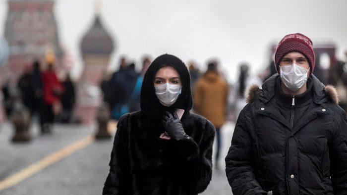 Врачи советуют россиянам не носить маски в мороз ➤ Главное.net