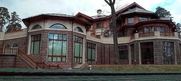 Как выглядит дом за ₽5 млрд богатейшего человека РФ Алишера Усманова 4