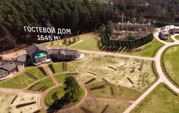 Как выглядит дом за ₽5 млрд богатейшего человека РФ Алишера Усманова 5