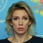 Захарова четко ответила на вопрос журналиста по поводу Навального и внесла полную ясность ➤ Главное.net