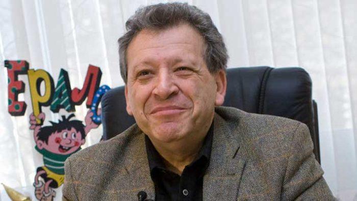 Стала известна причина смерти худрука «Ералаша» Бориса Грачевского ➤ Главное.net