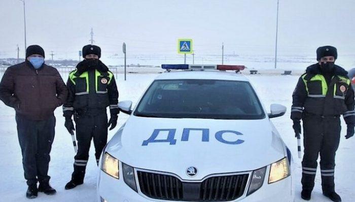 В Татарстане спасли мужчину на обочине, который чуть не умер ➤ Главное.net