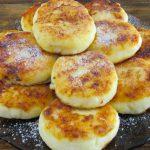 Рецепт идеальных сырников: творожный вкус и не расплываются при жарке ➤ Главное.net