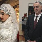Как сложилась судьба чеченского полицейского, женившегося на семнадцатилетней девушке ➤ Главное.net