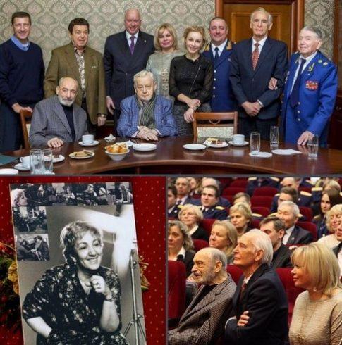 """""""Нет Вали Гафта, нет Васи Ланового"""": Садальский опубликовал фото 3-летней давности 3"""