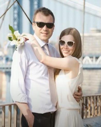 Скабеева и Попов признались, что не помнят дату свадьбы 4