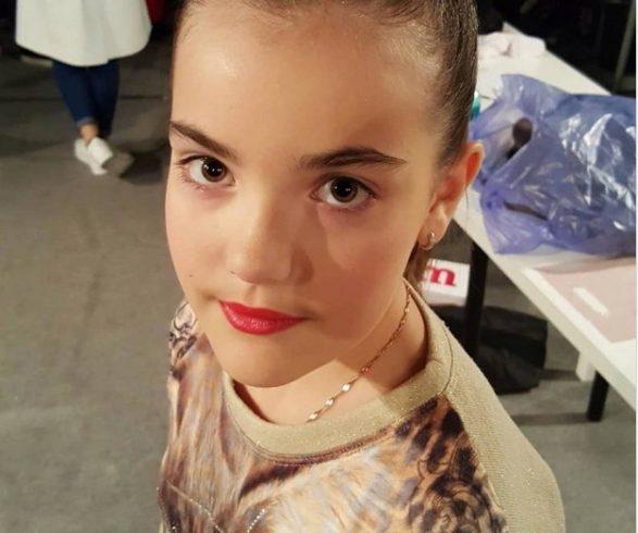 """""""Папина принцесса"""": как выглядит 13-летняя дочь Валуева 3"""
