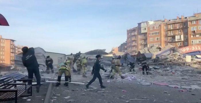 В супермаркете Владикавказа прогремел мощный взрыв. Известны подробности ➤ Главное.net