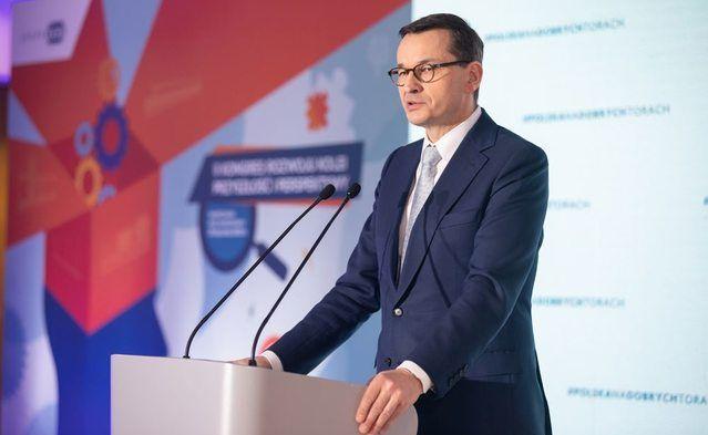 Премьер Польши призвал остановить «Северный поток — 2» ➤ Главное.net