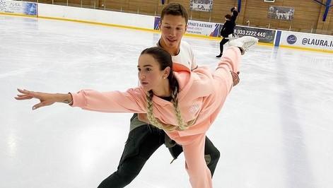 Поклонники в восторге: Бузова и Соловьев возвращаются на лед ➤ Главное.net
