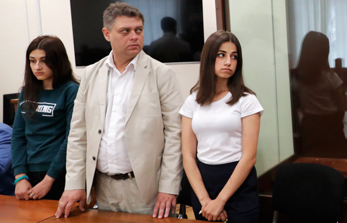 Дело старших сестер Хачатурян вернули в прокуратуру ➤ Главное.net