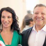 «Всегда был на связи»: экс-жена Грачевского расплакалась перед журналистами ➤ Главное.net