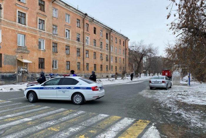 Школа в Новотроицке была заминирована ➤ Главное.net