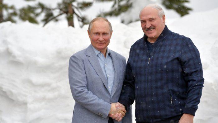Встреча Путина и Лукашенко с Сочи длились 6 часов. Это единственное достижение? ➤ Главное.net
