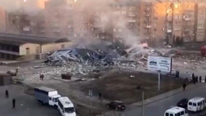 Выживший в результате взрыва во Владикавказе рассказал о случившемся ➤ Главное.net
