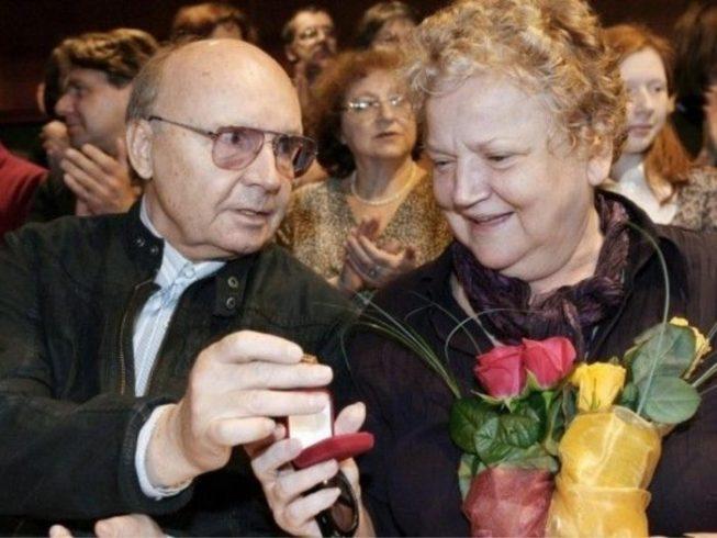 Больная вдова Мягкова возмущена слухами о бедности и одиночестве ➤ Главное.net