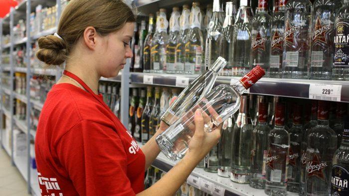 Крепкий алкоголь могут убрать из продуктовых магазинов ➤ Главное.net