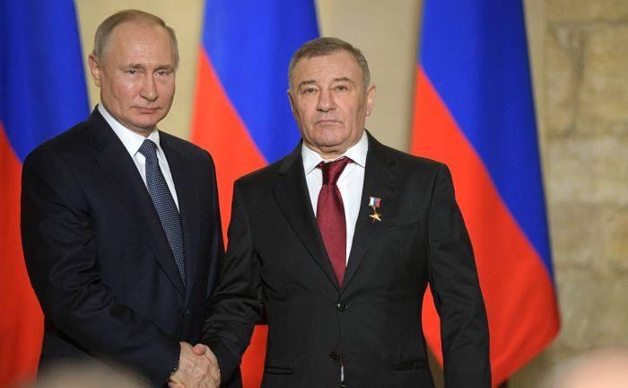 Ротенберг рассказал об ошибках при строительстве «дворца Путина» ➤ Главное.net