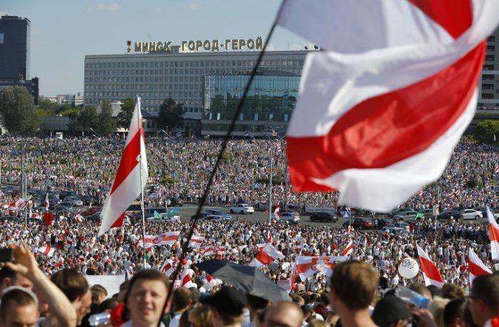 Глава белорусского КГБ заявил о стабилизации ситуации в стране ➤ Главное.net