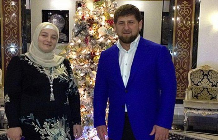«Любимая жена и многодетная мама»: что известно о жене Рамзана Кадырова ➤ Главное.net