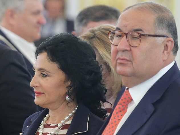 3 российских олигарха, которые не променяли своих жен на молоденьких подруг ➤ Главное.net