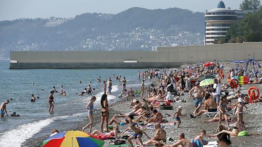 Жадность сочинцев распугала всех туристов ➤ Главное.net